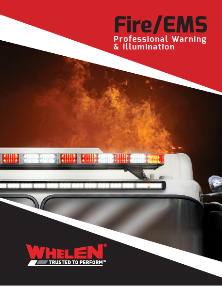 Whelen Fire and EMS Catalog Pic