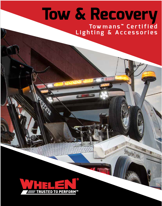 Whelen Tow and Recovery Catalog Pic